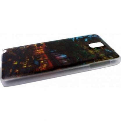 Back cover for Samsung Note 3 Slim 0.5 mm DeTech - 50049 2