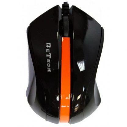 6D Wired Optical Mouse  DeTech - 904
