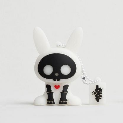 USB Tribe Skelanimals Jack The Rabbit High Speed USB 2.0 Flash Drive 4GB - флаш памет 4GB