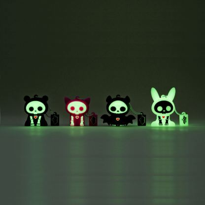 USB Tribe Skelanimals Jack The Rabbit High Speed USB 2.0 Flash Drive 4GB - флаш памет 4GB 3