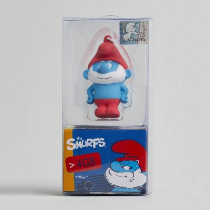 USB Tribe Papa Smurf High Speed USB 2.0 Flash Drive 8GB - флаш памет 8GB 3