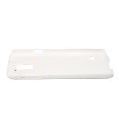 Protective Plastic Case - поликарбонатов кейс за Samsung Galaxy S5 SM-G900 (бял) 3