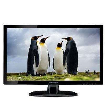 "HANNS.G HE247DPB Монитор 23.6""W  LED,1920x1080 170/160 D-Sub x 1,DVI (W HDCP) x 1,PC Audio x 1 Anti-Glare"