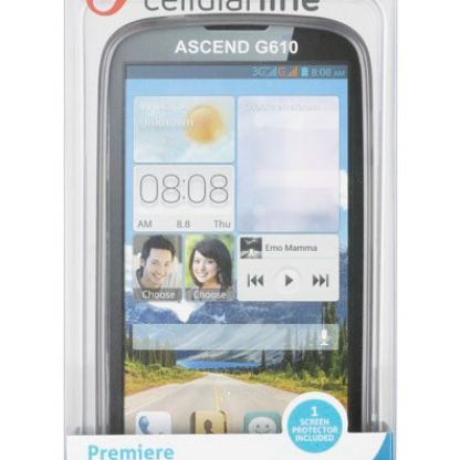 Premiere + Screen Protector Huawei Ascend G610 2