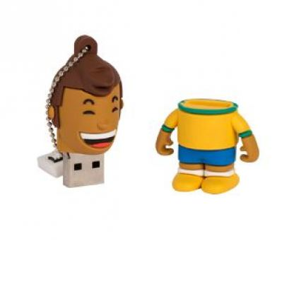 USB Tribe World Cup 2014 Brazil High Speed USB 2.0 Flash Drive 8GB - флаш памет 8GB 2
