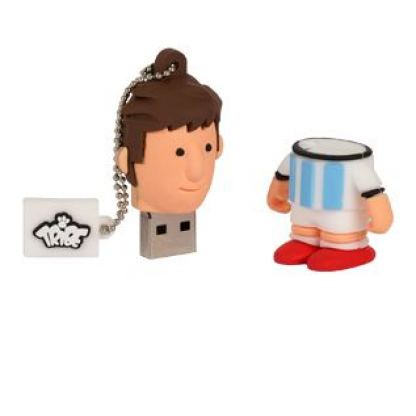 USB Tribe World Cup 2014 Argentina High Speed USB 2.0 Flash Drive 8GB - флаш памет 8GB 2
