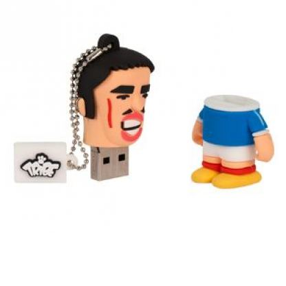 USB Tribe World Cup 2014 France High Speed USB 2.0 Flash Drive 4GB - флаш памет 4GB 2