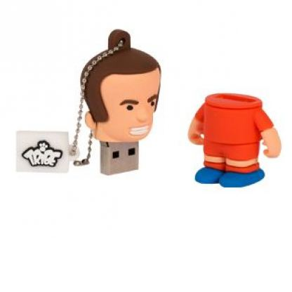 USB Tribe World Cup 2014 Netherlands High Speed USB 2.0 Flash Drive 4GB - флаш памет 4GB 2