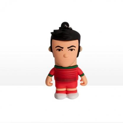 USB Tribe World Cup 2014 Portugal High Speed USB 2.0 Flash Drive 4GB - флаш памет 4GB