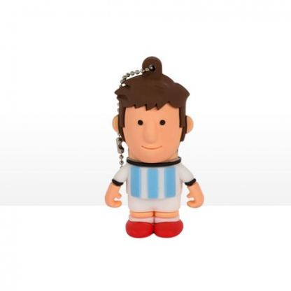 USB Tribe World Cup 2014 Argentina High Speed USB 2.0 Flash Drive 4GB - флаш памет 4GB