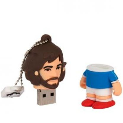 USB Tribe World Cup 2014 Italy High Speed USB 2.0 Flash Drive 4GB - флаш памет 4GB 2