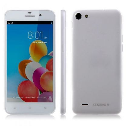 "GSM PRIVILEG A2800 8-core 2xSIM Android 4.2 IPS 5"" бял или черен цвят 4"