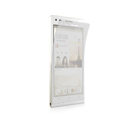 Trendy8 Screen Protector - защитно покритие за дисплея на Huawei Ascend P7 (2 броя)