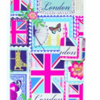 Book Калъф за iPhone 6/6S Love London