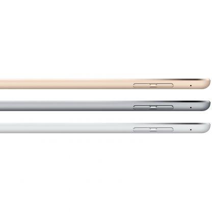 Apple iPad Air 2 Wi-Fi 16GB с ретина дисплей и A8 чип с 64 битова архитектура (бял-сребрист)  3