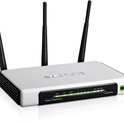 300Mbps TP-LINK TL-WR1043ND Wireless N Router 2