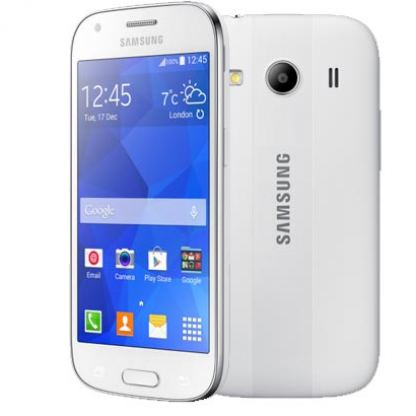 Smartphone Samsung SM-G357F GALAXY Ace Style LTE, White
