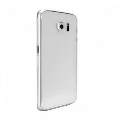 CaseMate Barely There - поликарбонатов кейс за Samsung Galaxy S6 (прозрачен)  2