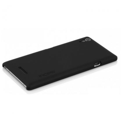 Incipio Feather Case - поликарбонатов кейс за Sony Xperia T3 (черен)  2