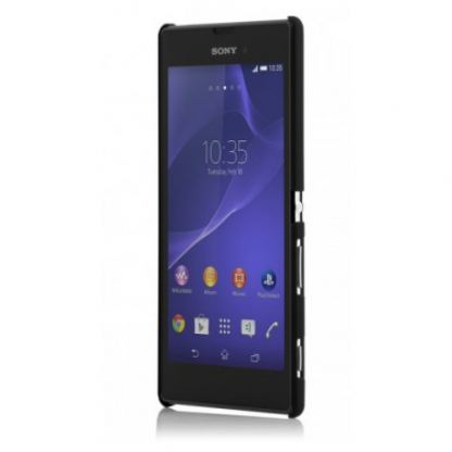 Incipio Feather Case - поликарбонатов кейс за Sony Xperia T3 (черен)  3