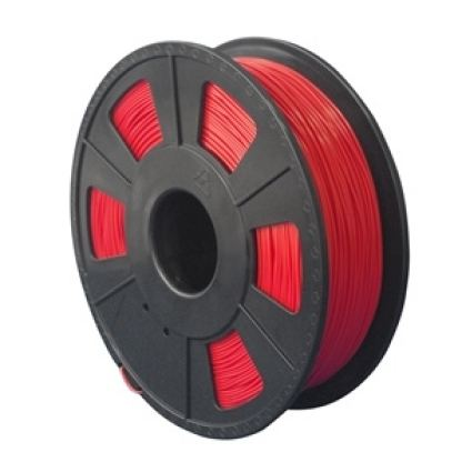 Консуматив за 3D принтер Acccreate - PLA filament 1.0kg, 1.75 mm RED