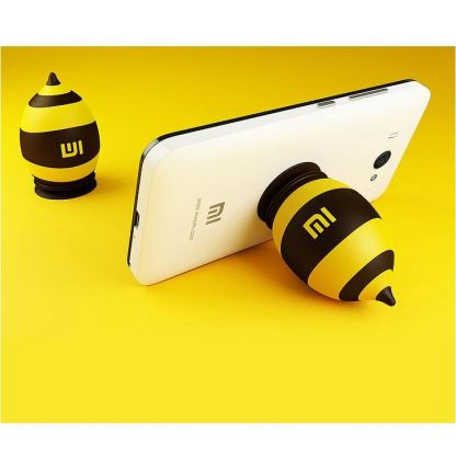 Xiaomi Bee Mobile Stand - вакуумна поставка за iPhone 6, 6 Plus, Galaxy S6, Note 4, One M9, Sony Z4 и мобилни телефони 3